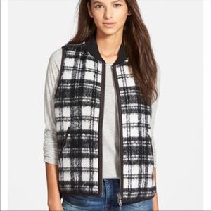 Reversible vest by Madewell